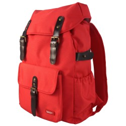 Large Backpack HURRAY Red 42 x 28 x 12 cm Bakker