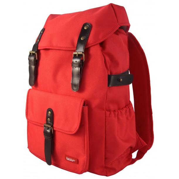 Large Backpack HURRAY Red 42 x 28 x 12 cm Bakker