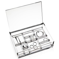 Jewellery Box Clear Nomess Copenhagen