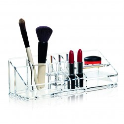 Organiseur à Maquillage Transparent Clear Room Nomess Copenhagen