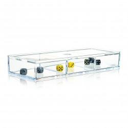 Boite Transparente à Couvercle Clear 3 Room Nomess Copenhagen