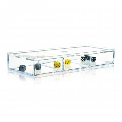Box Clear 3 Room with Lid Nomess Copenhagen