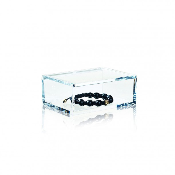 Boite Mini Transparente à Couvercle Clear Room Nomess Copenhagen