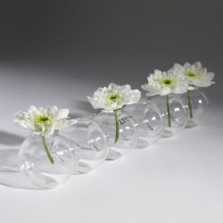 Vase Six Boules Chenille Serax