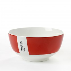 Pantone Bowl Dark Orange 172C Serax