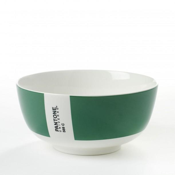 Pantone Bowl Dark Green 569C Serax