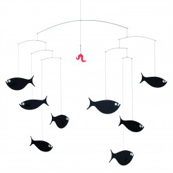 Mobile Shoal of Fish