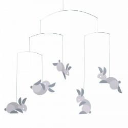 Mobile Bunnies