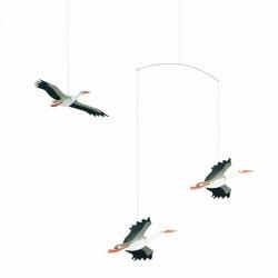 Mobile Lucky Storks