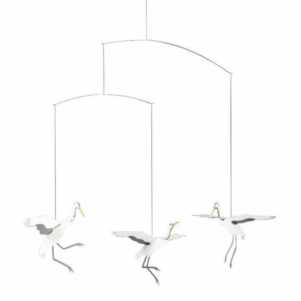 Mobile Cranes Dance