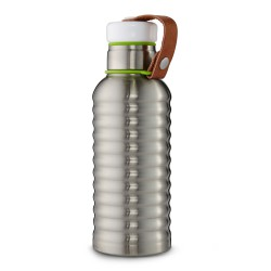 Stainless Steel Insulated Bottle Black + Blum