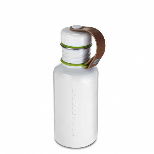 White Bottle Black + Blum