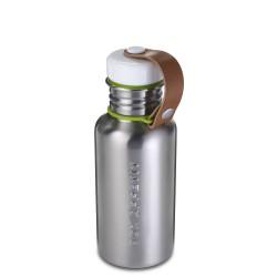 Stainless Steel Bottle Black + Blum
