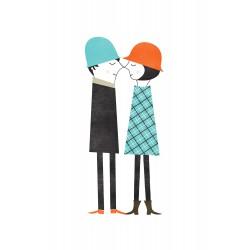 Affiche Couple Blanca Gomez