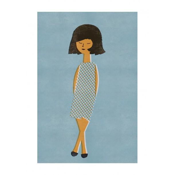 Print Sue Blanca Gomez