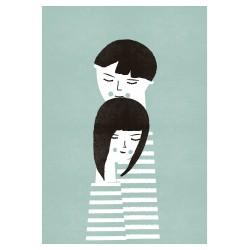 Affiche Le Couple Blanca Gomez