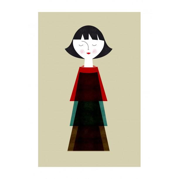 Print Babydoll I Blanca Gomez