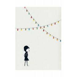 Affiche La Fête Blanca Gomez