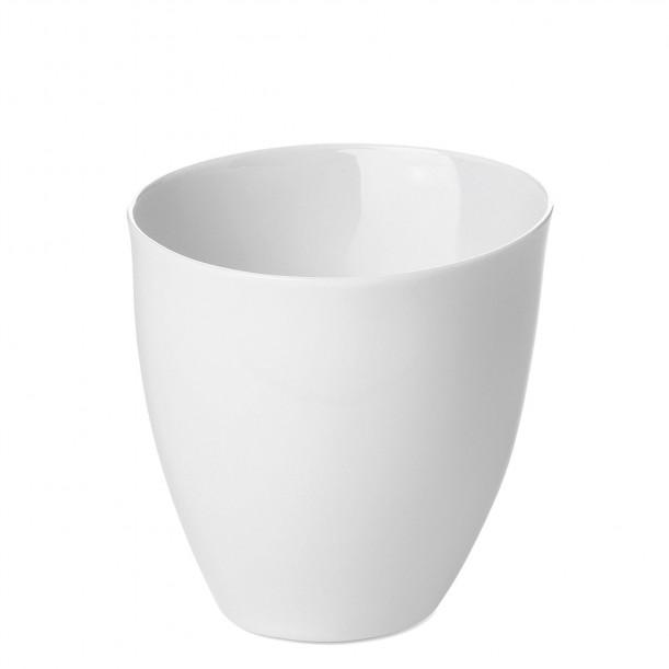 Tasse à Expresso Assoiffée Porcelaine Blanc Brillant Diam 5 cm Tsé & Tsé