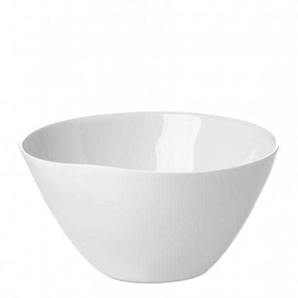 Bol Affamé Porcelaine Blanc Brillant Diam 13 cm Tsé & Tsé