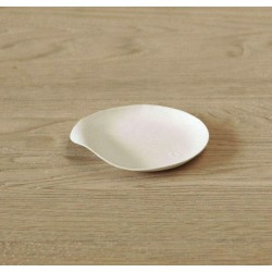 8 Round Plates Maru Small Diam 90 mm Wasara