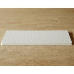 8 Plateaux Rectangulaires Taille 300 X 100 mm Wasara