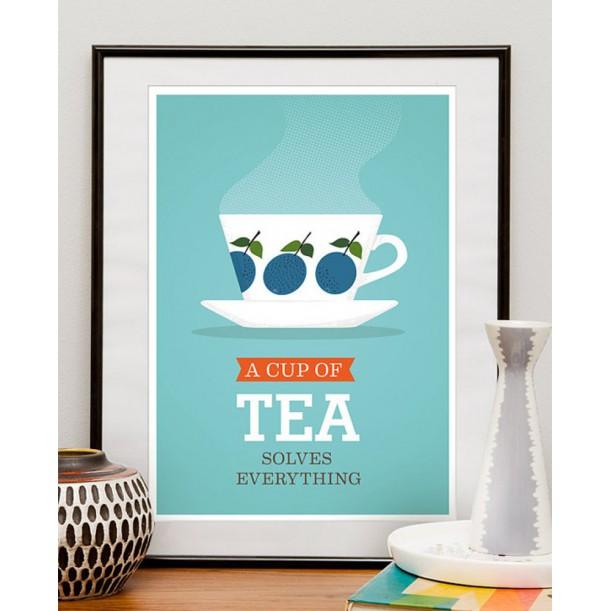 Affiche A Cup of Tea