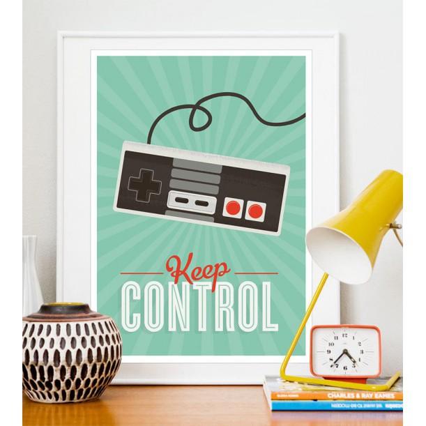 Affiche Keep Control