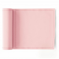 Rouleau de 25 Serviettes de Table Rose Mydrap