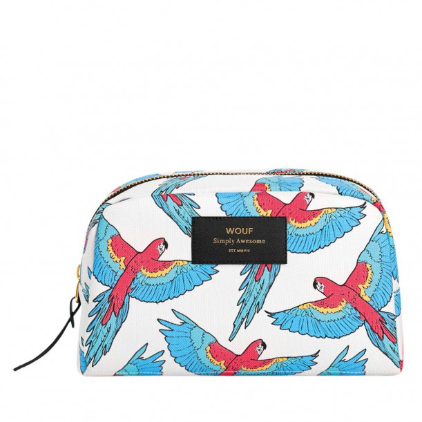 Toilet Bag Papagayo 21 x 14 x 7,5 cm WOUF