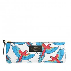 Pencil Case Papagayo 21,5 x 8 x 2 cm WOUF
