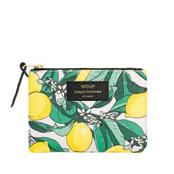Pouch Lemon Small 13 x 11 x 2 cm WOUF