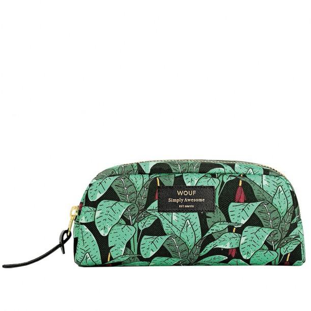 Cosmetic Bag Jungle 18,5 x 9 x 6,5 cm WOUF