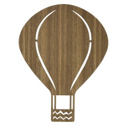 Air Balloon Lamp Smoked Oak Ferm Living