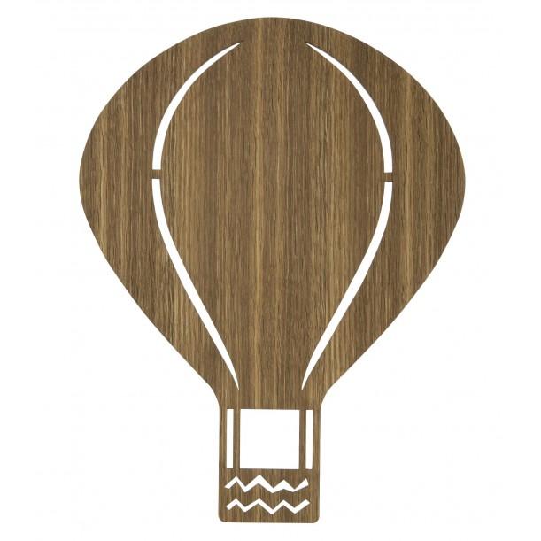 Air Balloon Lamp Smoked Oak Ferm Living