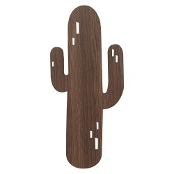 Applique Cactus Smoked Oak Ferm Living