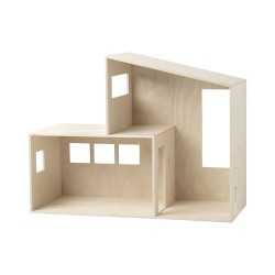 Shelf Small Funkis Doll House Ferm Living