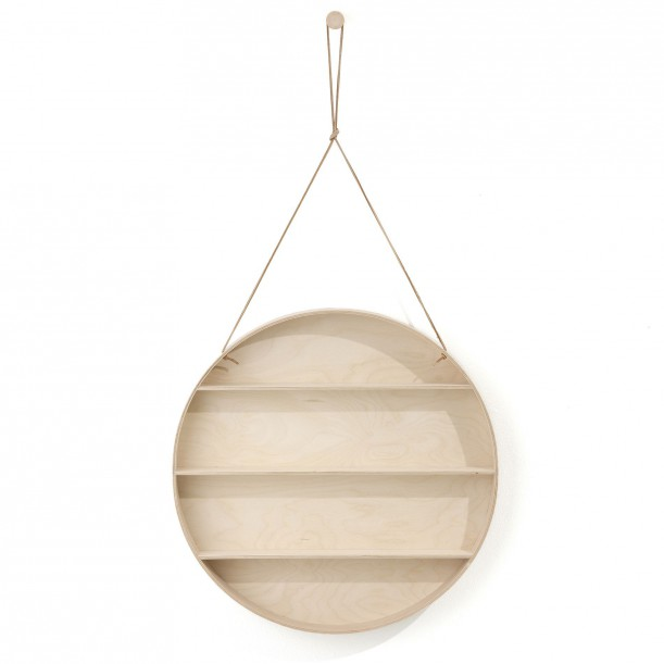 Shelf Round Dorm Diameter 55 cm Ferm Living