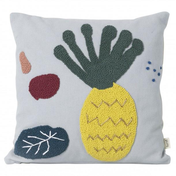 Tropical Cushion Pineapple 40 x 40 cm Ferm Living