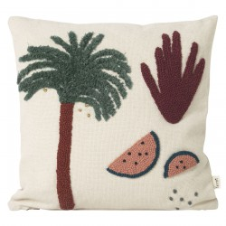 Tropical Cushion Palm 40 x 40 cm Ferm Living