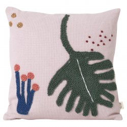 Tropical Cushion Leaf 40 x 40 cm Ferm Living