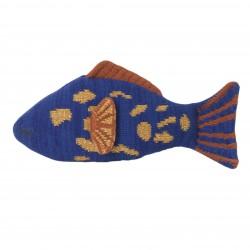 Fruiticana Cushion Leopard Fish 28 x 14 cm Ferm Living