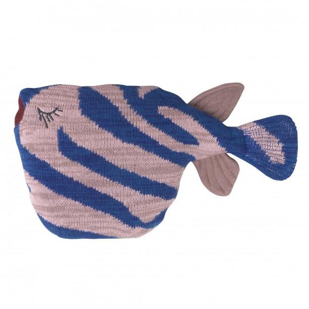 Fruiticana Cushion Tiger Fish 27 x 27 cm Ferm Living