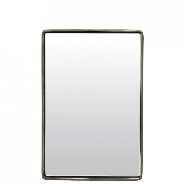 Rectangular Mirror with Black Edge Reflection 20 x 30 cm House Doctor