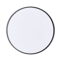 Round Mirror with Black Edge Reflection diam 30 cm House Doctor