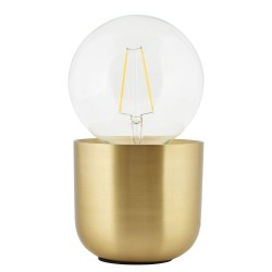 Table Lamp Gleam brass House Doctor