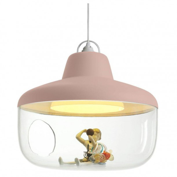 Lamp Pendant Favorite Things Rose Diam 43 cm by Eno