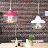 Lamp Pendant Favorite Things White Diam 43 cm by Eno