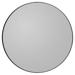 Miroir Mural Circum Teinté Noir Large Diam 110 cm AYTM