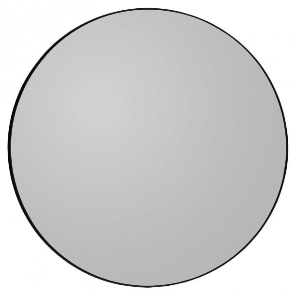 Circum Mirror Black Large Diam 110 cm AYTM